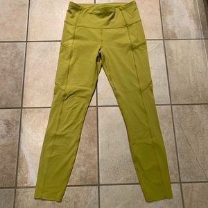 """Lululemon Fast and Free Tight 28"""" BNWOT"""